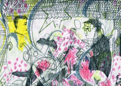 Jane McKeating, Conversations