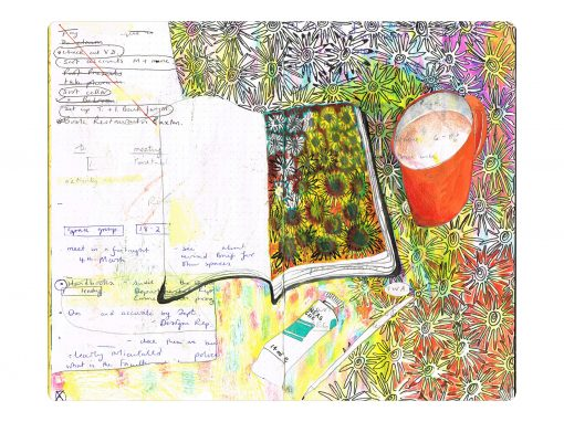 Blanket Sketchbook