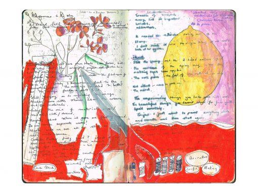 Lemons Sketchbook