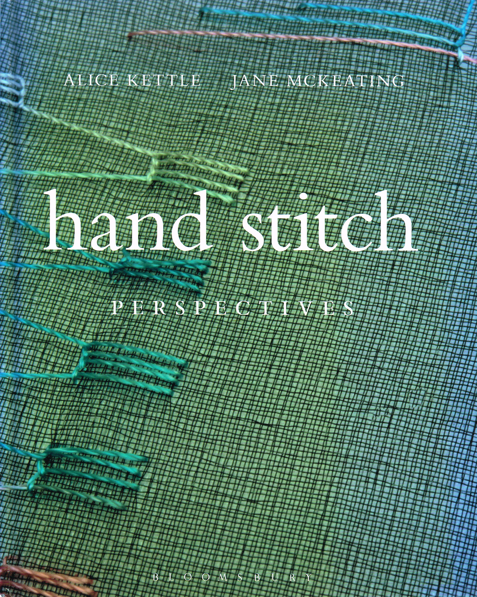 Jane McKeating, Hand stitch perspectives